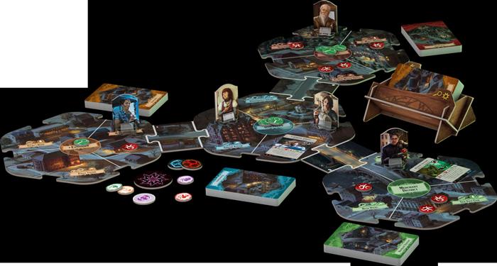 Arkham Horror 3e Édition