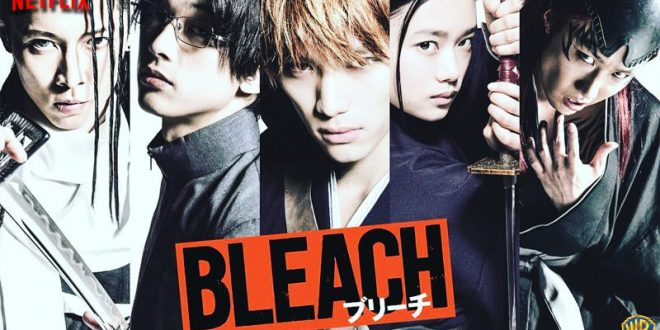 Bleach movie Netflix