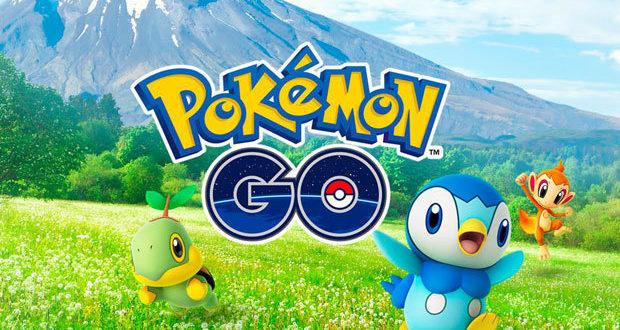 Pokémon Go: la quatrième génération débarque enfin sur le jeu!