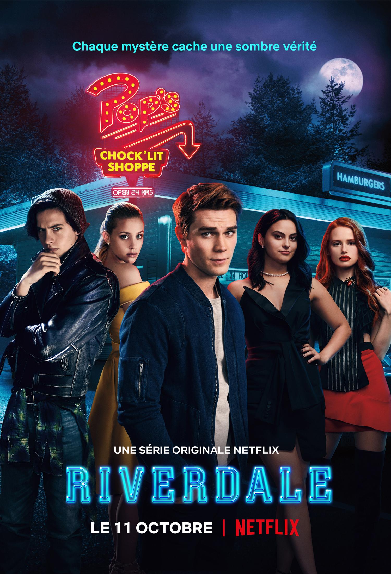 Riverdale - Affiche de la troisième saison