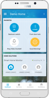 Application SmartThings