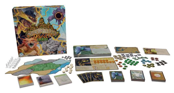 Jeu de société Spirit Island: Jagged Earth