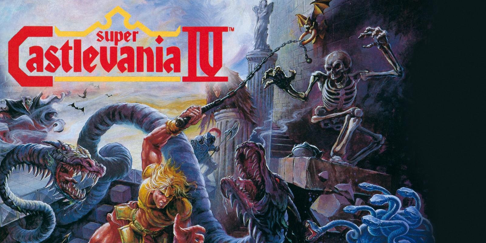 """Super Castlevania IV est le meilleur des Castlevania """"classiques"""""""