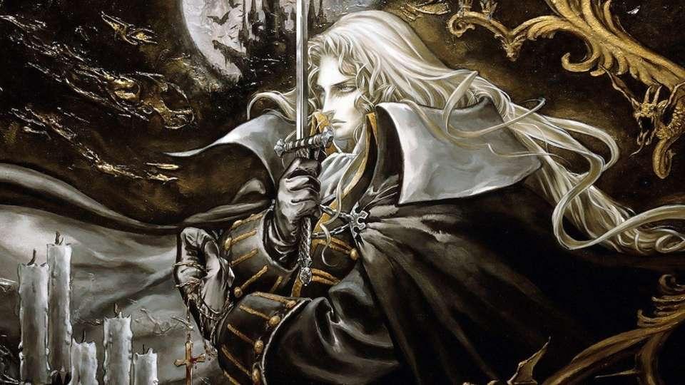 Alucard est le héros de Symphony of the Night et fera tout son possible pour vaincre son père