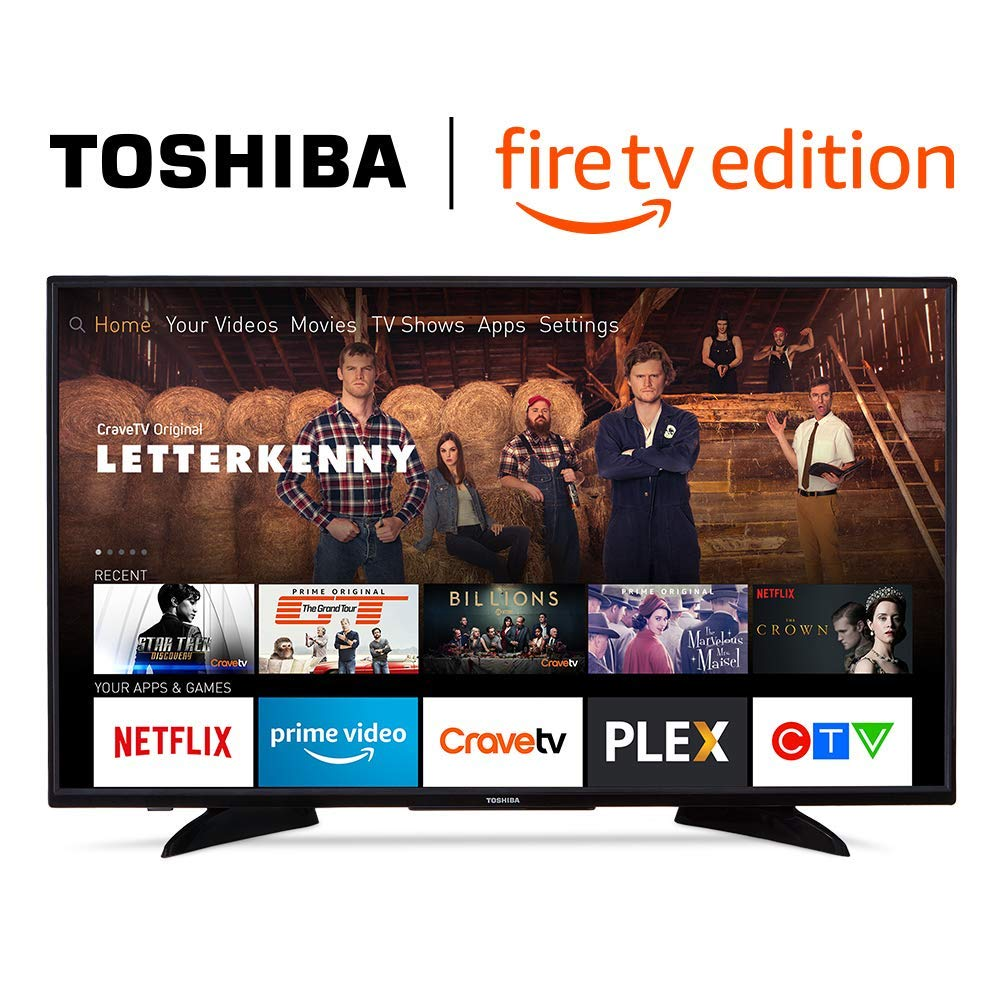Téléviseurs Toshiba Fire TV Edition