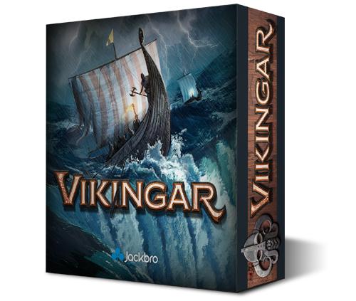 Jeu de société Vikingar