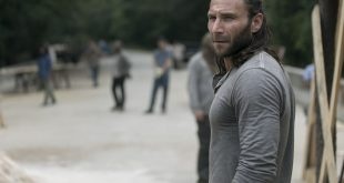 Justin (Zach McGowan) - The Walking Dead Saison 9 Épisode 2 - Crédits photo: Jackson Lee Davis/AMC