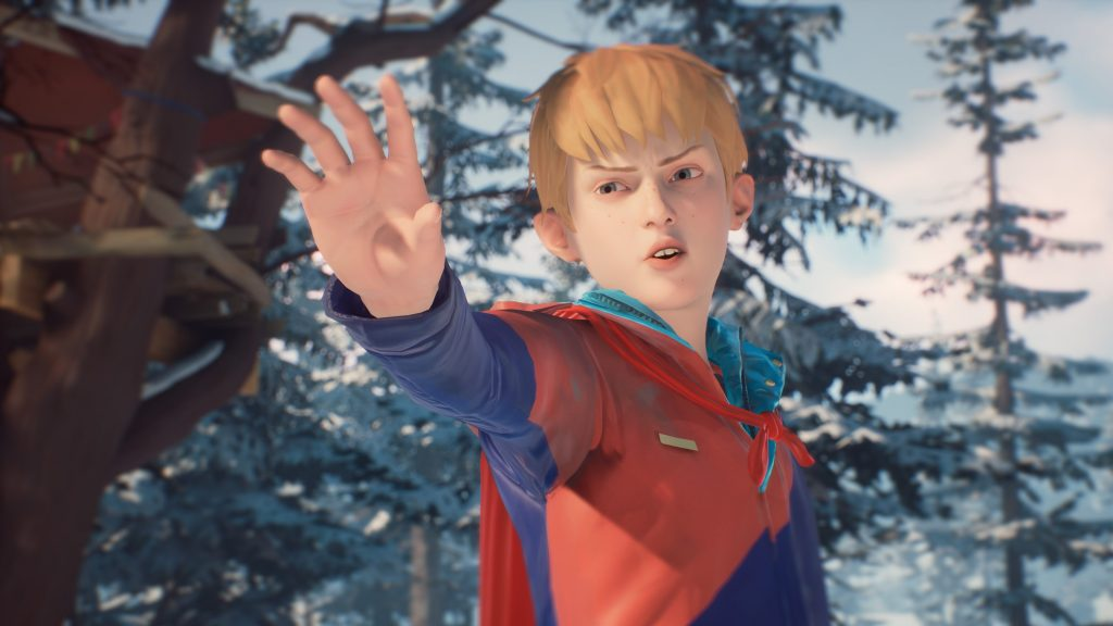 Capture d'écran du jeu
