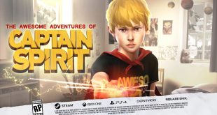 The Adventures of Captain Spirit affiche officielle