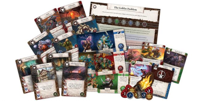 Heroes of Terrinoth – Une belle introduction aux jeux de cartes