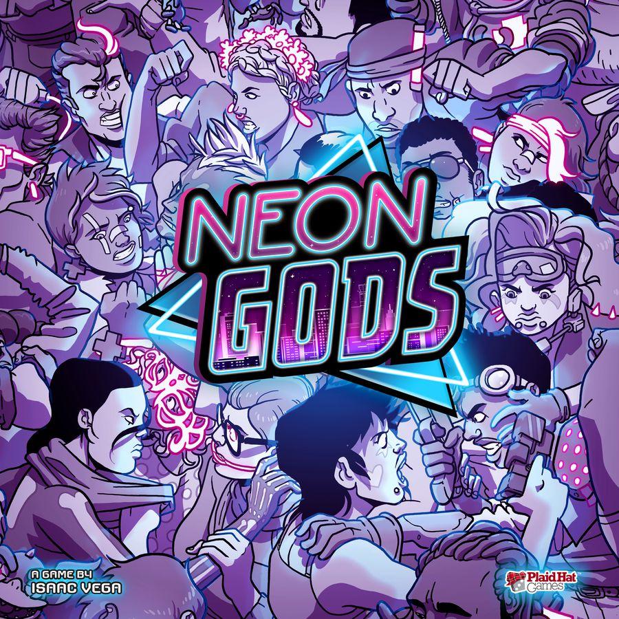 Jeu de société Neon Gods