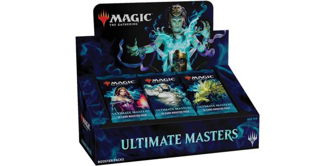 Ultimate Masters, un nouveau sommet pour le mercantilisme de Magic