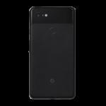 Pixel 3 - Juste noir (dos)