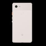 Pixel 3 - Pas rose (dos)