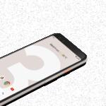 Pixel 3 - Pas rose