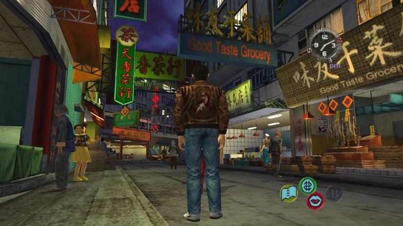 Shenmue est un classique des jeux vidéo. On s'attendait donc à un meilleur travail de restauration de la part de SEGA