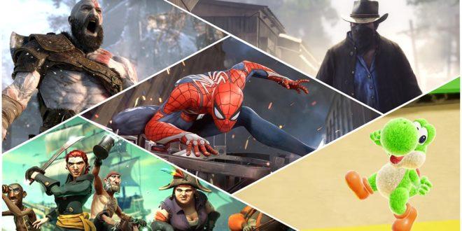 Les meilleurs jeux vidéo de 2018 selon Geekbecois