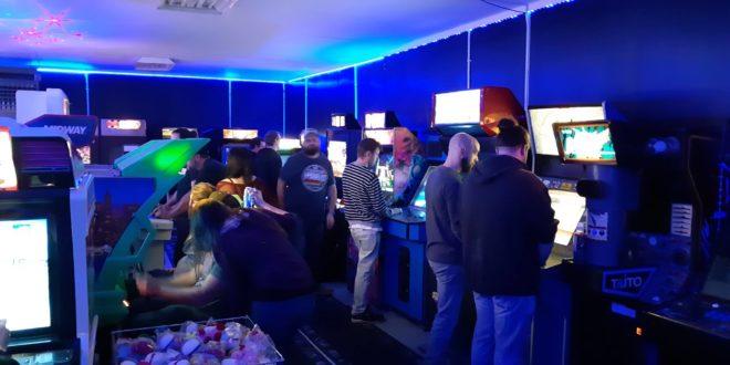 Rétro Arcade 2PM