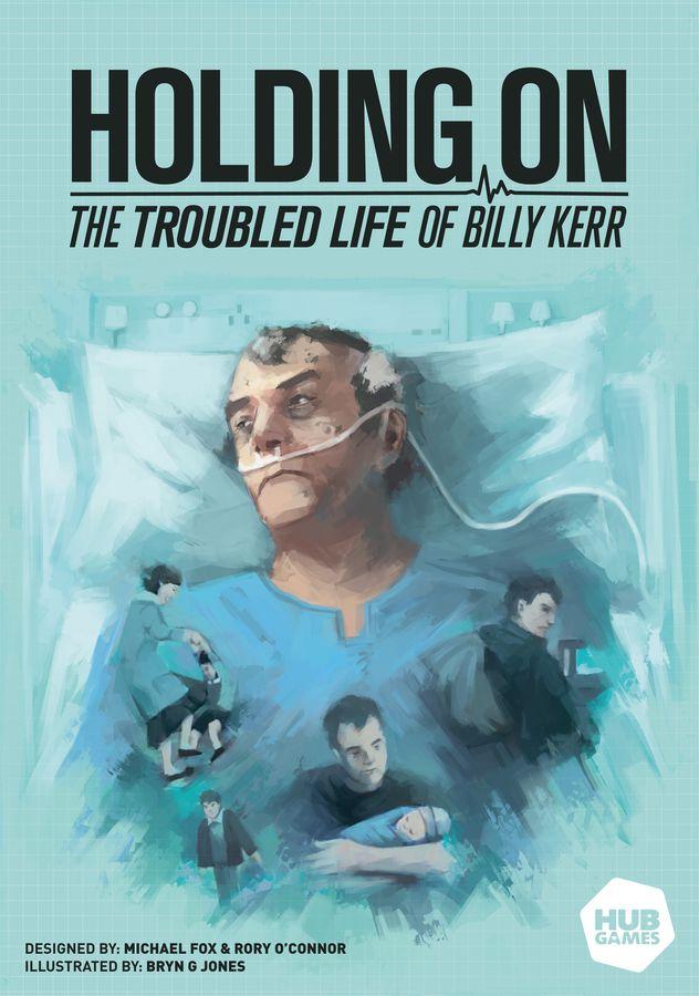 Jeu de société Holding On: The Troubled Life of Billy Kerr