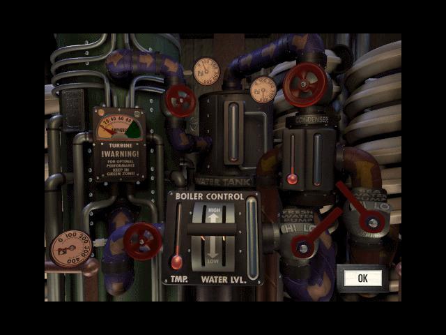 En plus de mener à bien des conversations et trouver des objets, le jeu vous demandera de compléter des puzzles