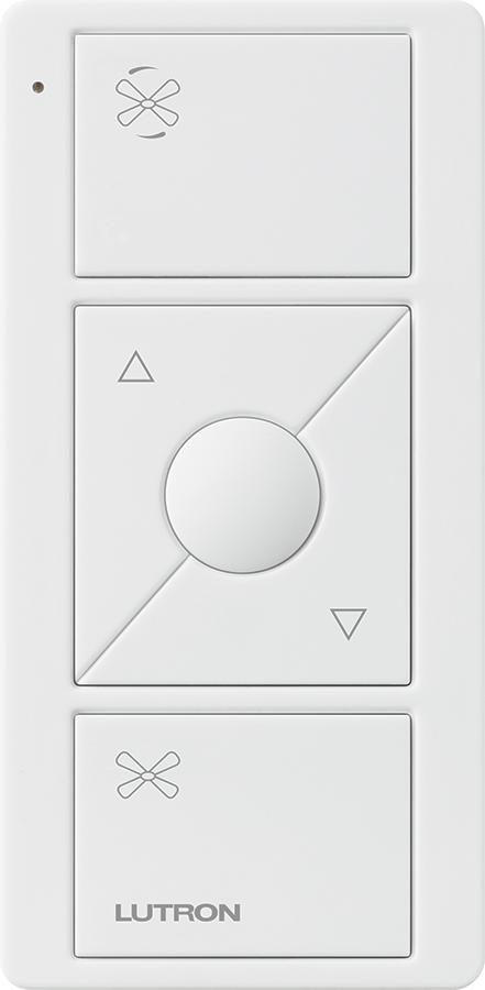 Télécommande pour ventilateur Lutron