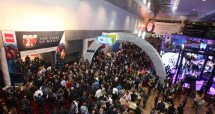 La foule en enttendant que le CES 2019 commence!