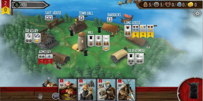 Jeux de société numériques créés par Dire Wolf