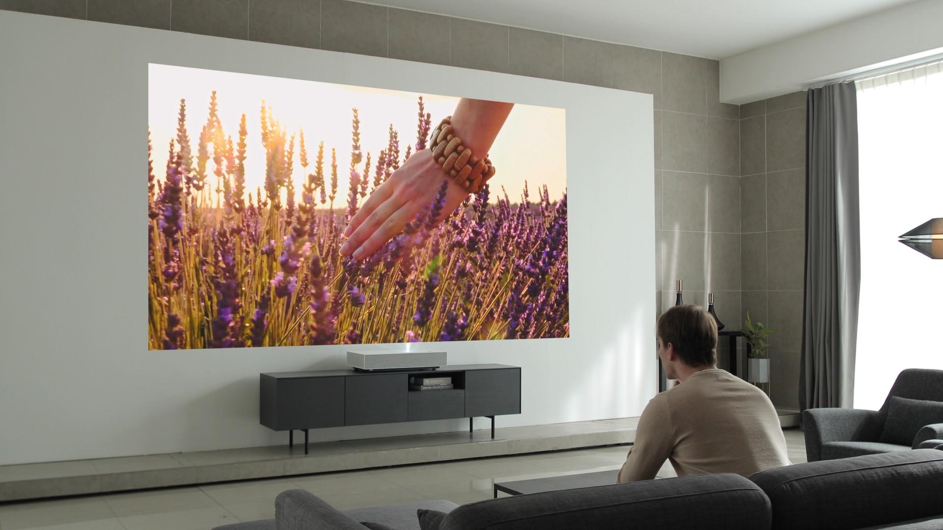 Appareil LG CineBeam 4K
