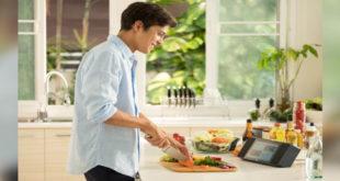 La cuisine du futur de LG