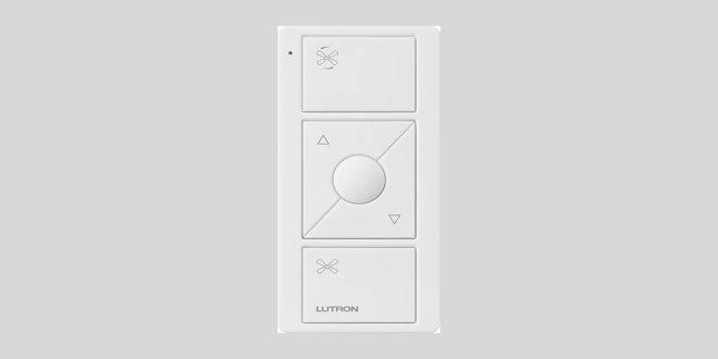 Contrôleur pour ventilateur Lutron