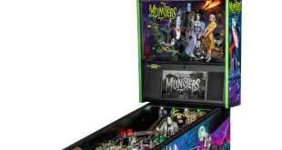 Machine à boule The Munsters de Stern Pinball
