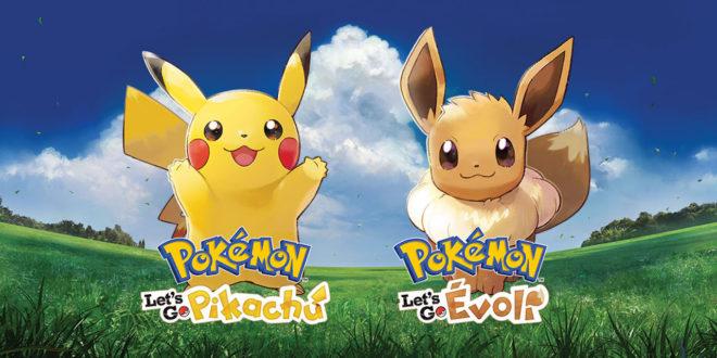 Pokémon Let's Go: de la pure nostalgie