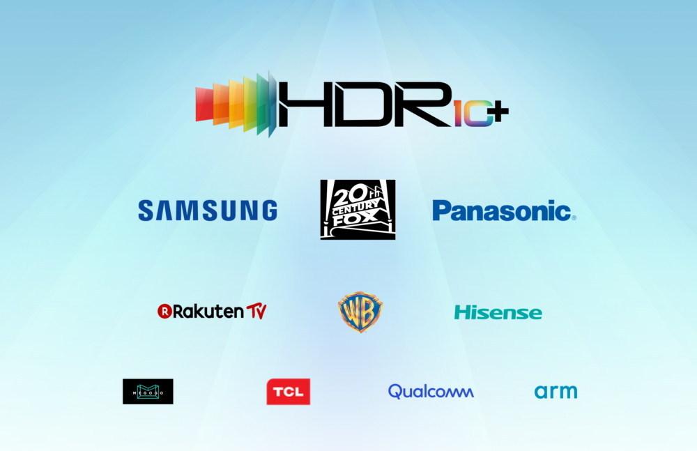 Partenaires HDR10+ de Samsung