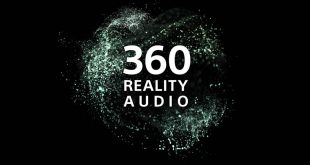 Format 360 Audio de Sony