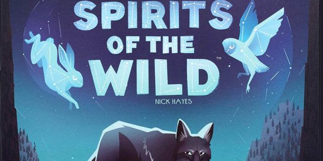 Jeu de société Spirits of the Wild