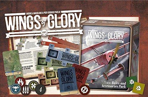 Jeu de société Wings of Glory