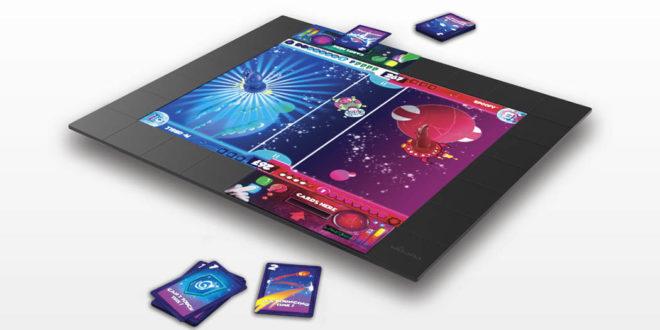 [CES 2019] Wizama: une console électronique dédiée aux jeux de société