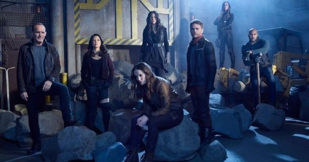 La série Marvel's Agents of SHIELD sera de retour cet été