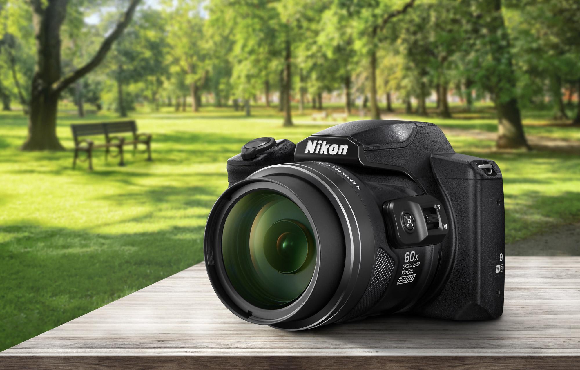 Le Coolpix B600 est l'alternative abordable pour les photographes amateurs qui veulent aller plus loin que la caméra de leur téléphone intelligent