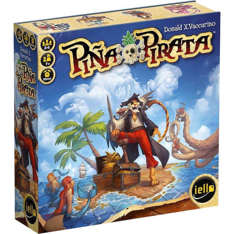 Jeu de société Pina Pirata