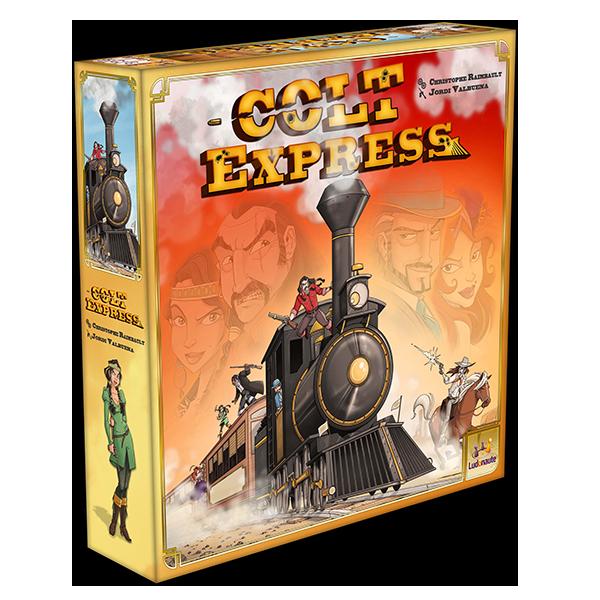 Jeu de société Colt Express