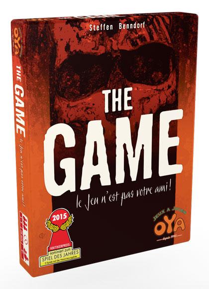 Jeu de société The Game