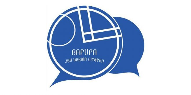BAPUPA, Banc Public Parlant: le jeu urbain citoyen