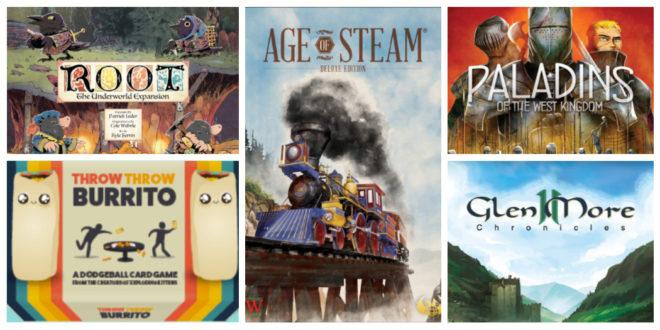 Kickstarter – Root: The Underworld et 4 autres nouvelles campagnes jeux de société