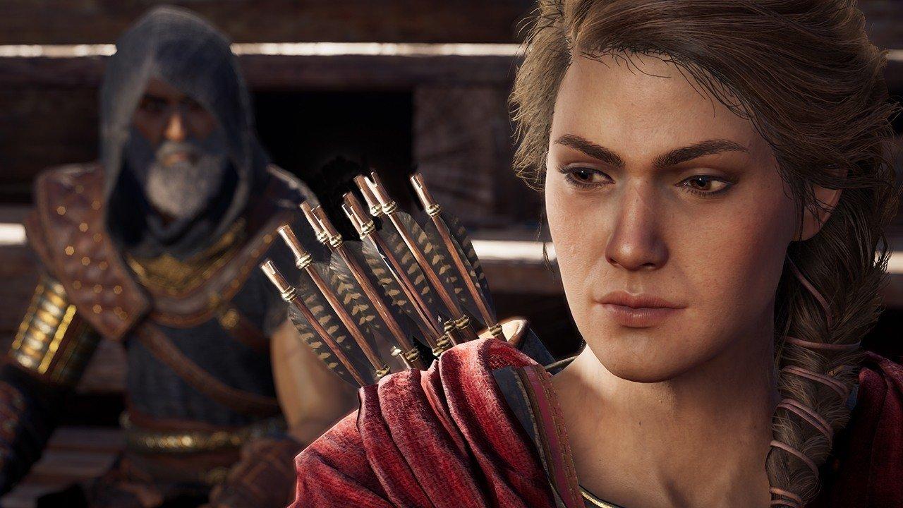 Les décisions de joueur auront un impact sur le résultat final du jeu. Kassandra devrait-elle faire confiance à Darius?