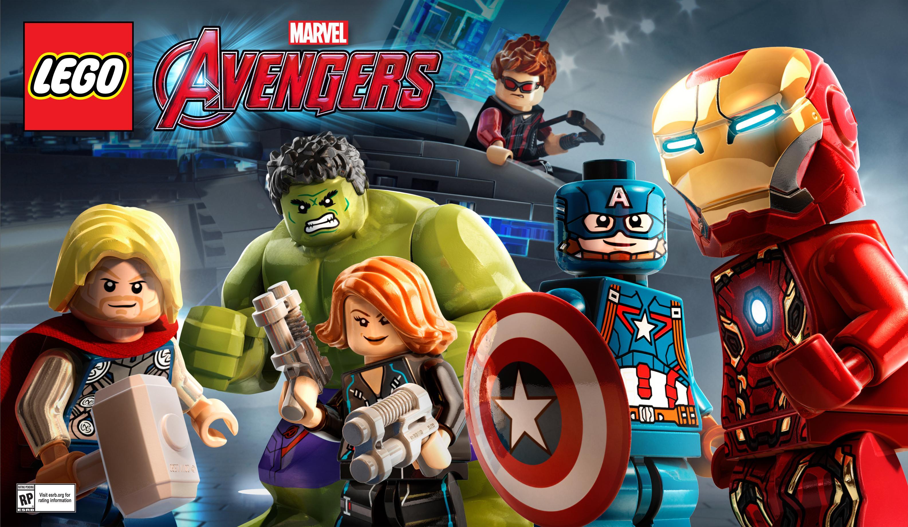 Revivez les meilleurs moments des deux premiers films The Avengers en version LEGO