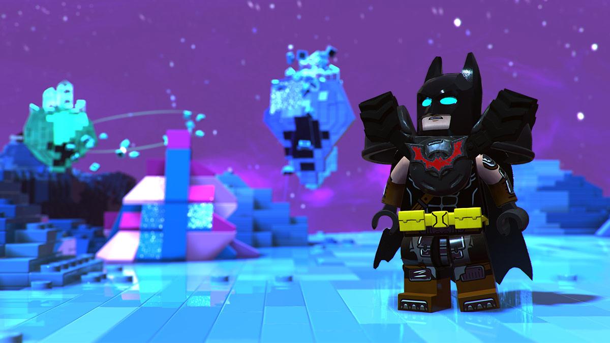 Faites un bon usage des habiletés du célèbre Batman dans Lego Movie 2