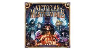 Jeu de société Victorian Masterminds