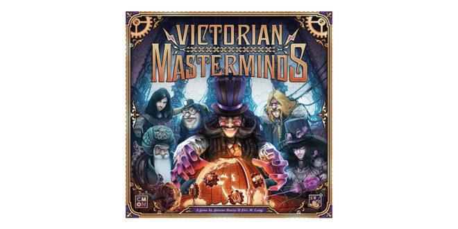 Victorian Mastermind – La légende qui a vu le jour
