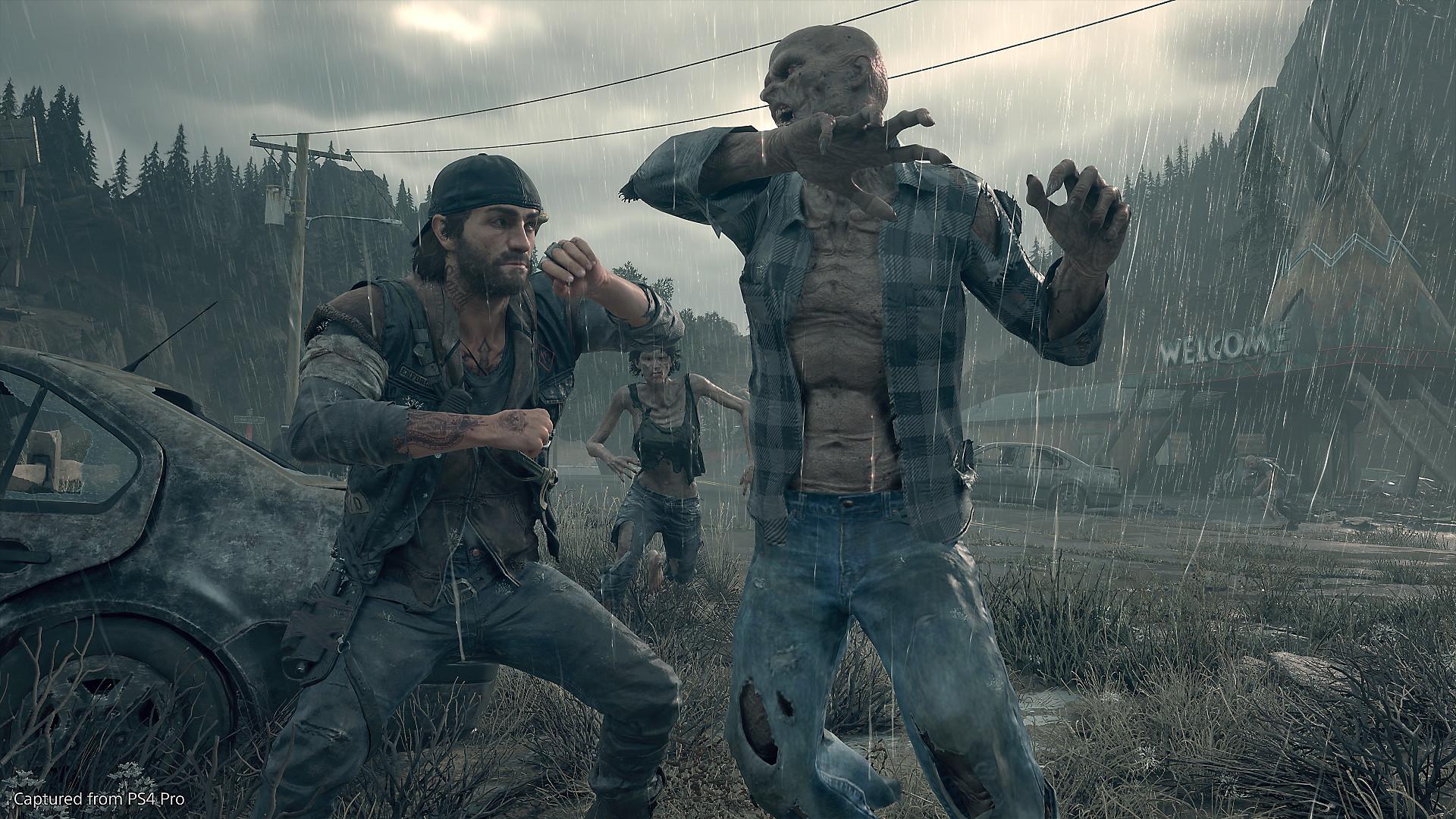 Le joueur peut choisir d'attaquer les infectés de front, mais utiliser une tactique furtive est habituellement plus efficace